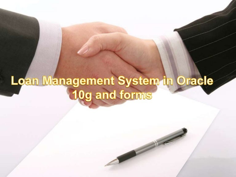 lending management system thesis A comprehensive collection system is critical to keeping your company solvent powercurve ® collections is a unified debt management system that includes data connectivity, decisioning, workflow, and self-service capabilities that can be managed by business users.