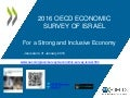 Main findings-oecd-economic-survey-israel-2016-presentation