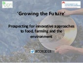 Main presentation - Growing the Future