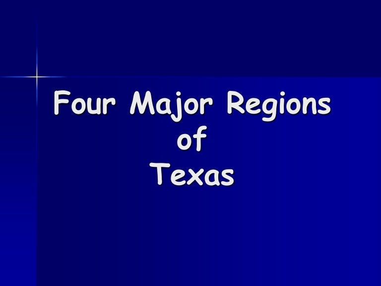 Regions Of Texas Map 4th Grade.Texas Regions