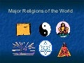Major religionsoftheworld