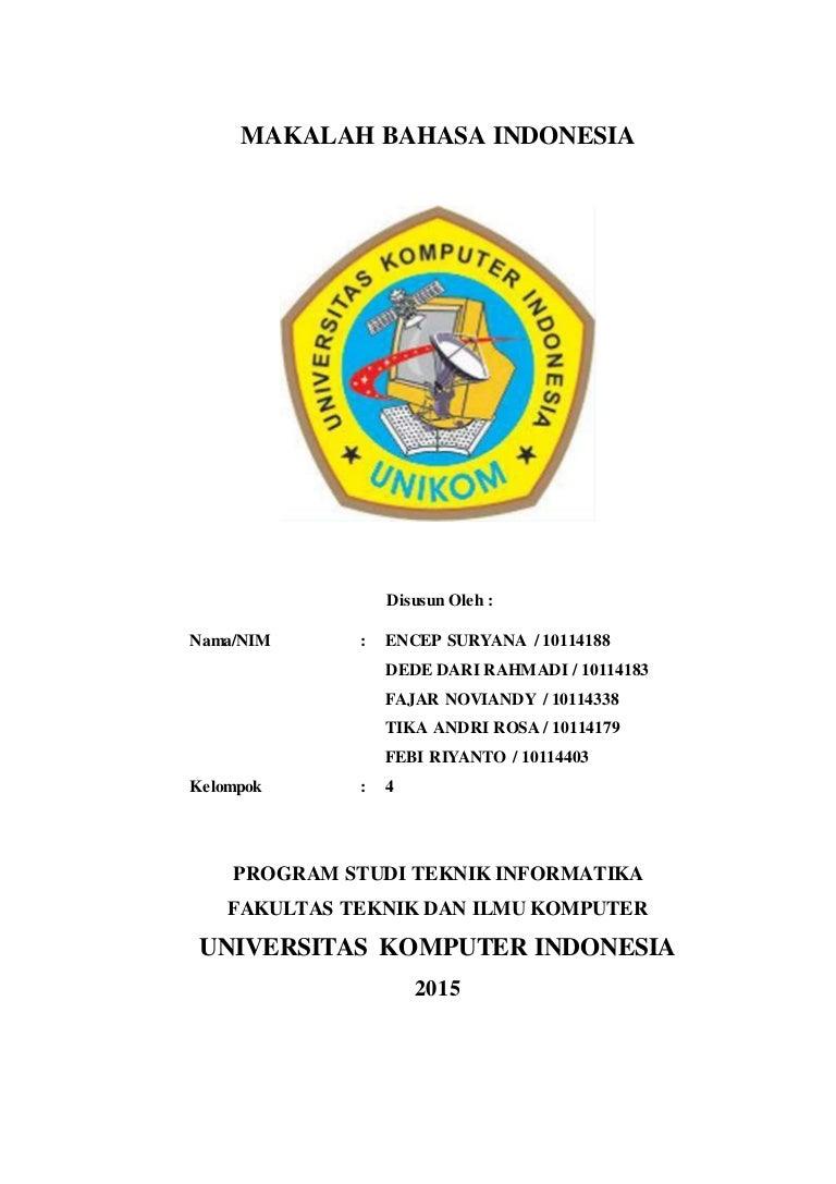 Pengaruh Bahasa Asing Dan Bahasa Daerah Terhadap Bahasa Indonesia