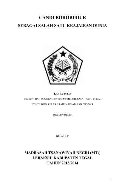 Laporan Pkl Prakerin Smk Nasional Depok