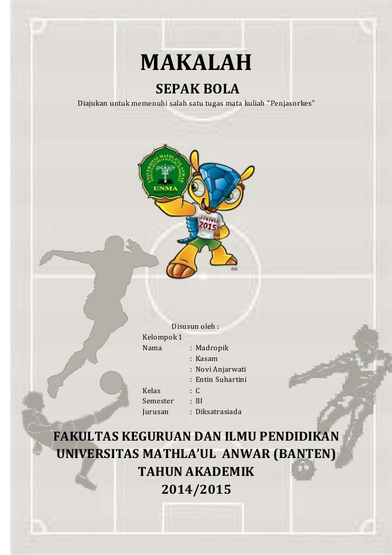 Download Makalah Sepak Bola