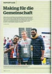 Global Innovation Gathering featured in Make Magazine Germany