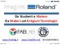 Roland - Maker Faire 2014