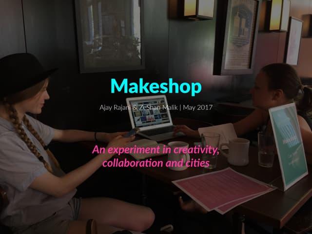 Makeshop V1