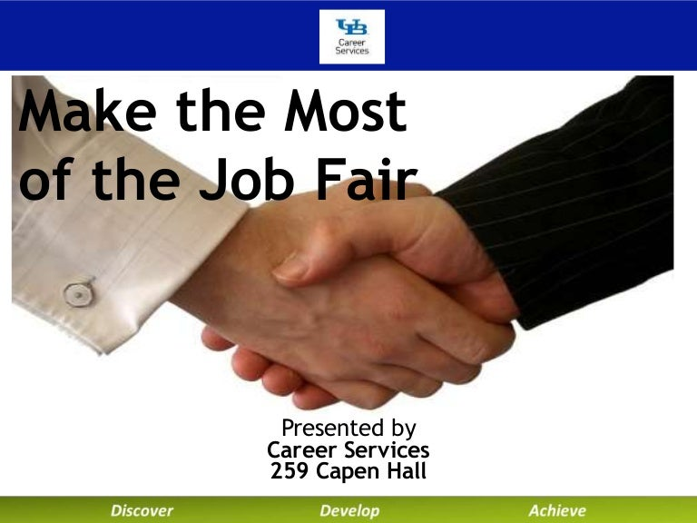 make the most of a job fair fall2014 v1