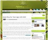 Make Way for Your App with ASO