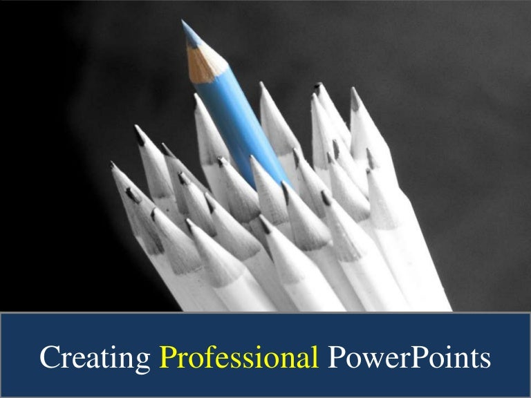 professional powerpoints