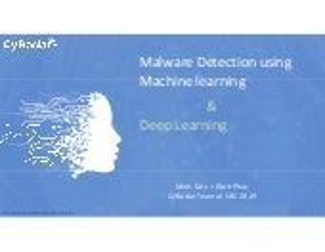 Malware detection-using-machine-learning