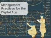 Management practices for the digital era by Cecil Dijoux