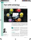 Tryst With Technology