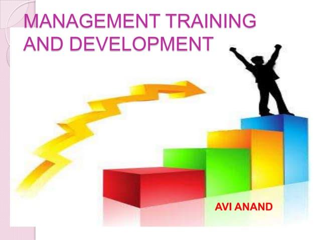 Management Training and Development