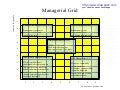 Managerial grid business model
