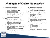 Manager onlinereputation