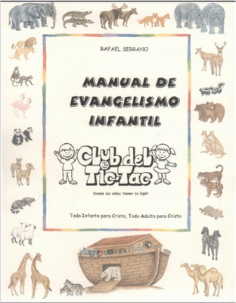 Manaul de evangelismo infantil