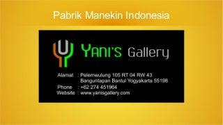 (T-SEL) 0821-3300-9918 - Manekin Murah, Boneka Manekin, Patung Mannequin