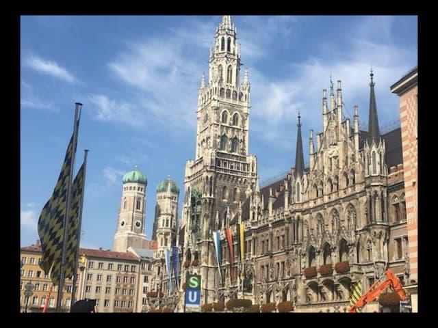 Photos from Manisha Dorawala's trip to Munich, Germany