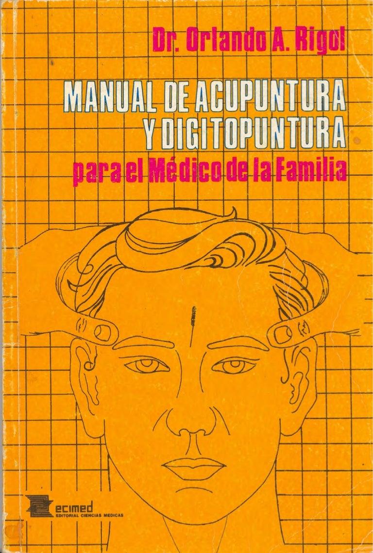 Manual de acupuntura - digipuntura