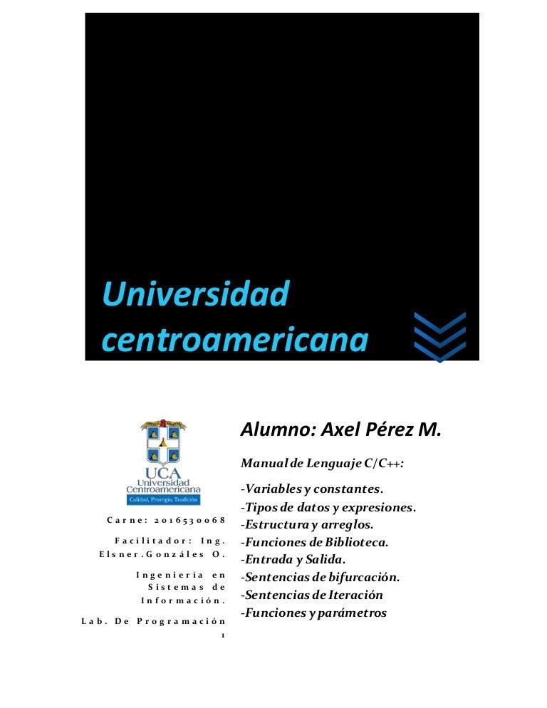Manual De C C