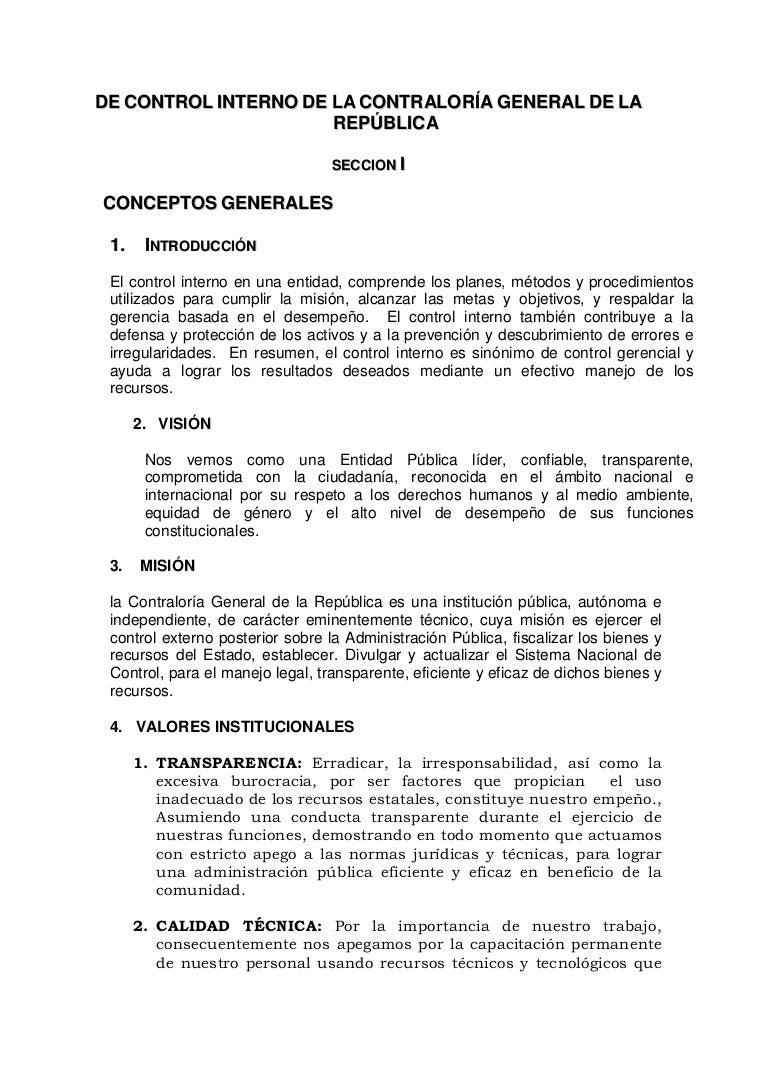 Manual de control interno para alcaldia municipales de nicaragua