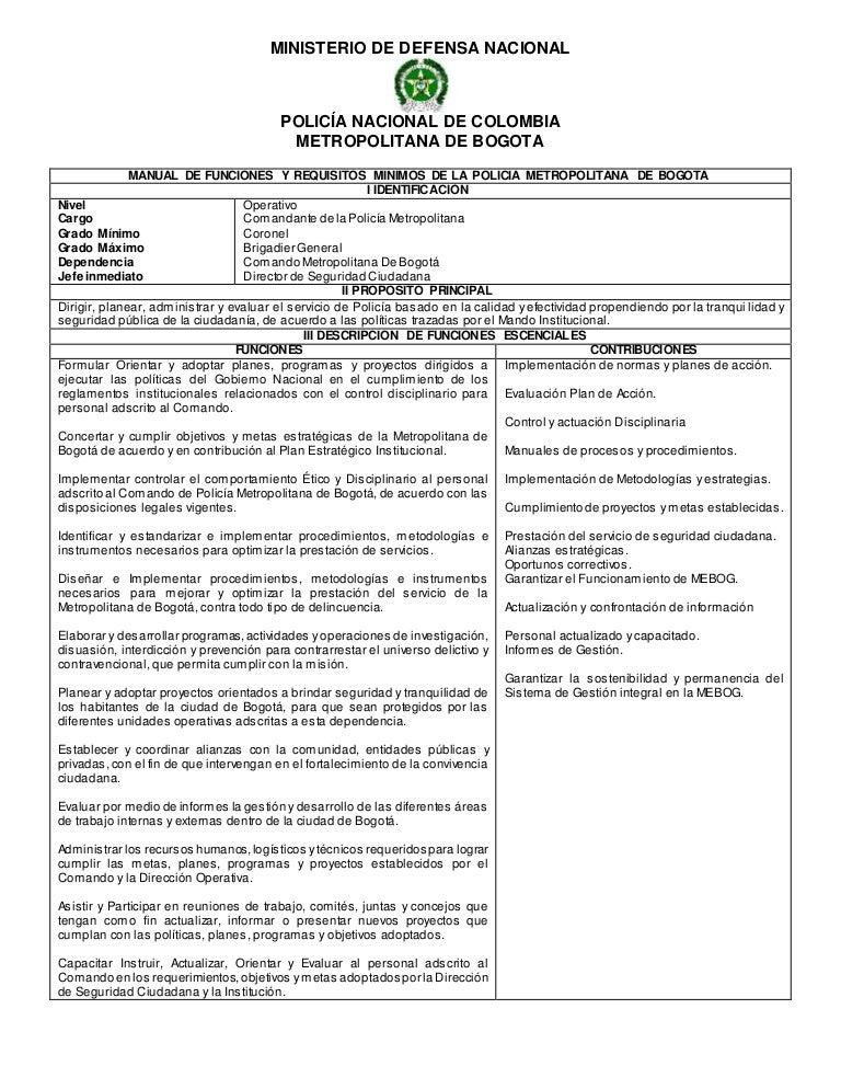 Manual de procedimientos para el personal de vigilantes de seguridad.