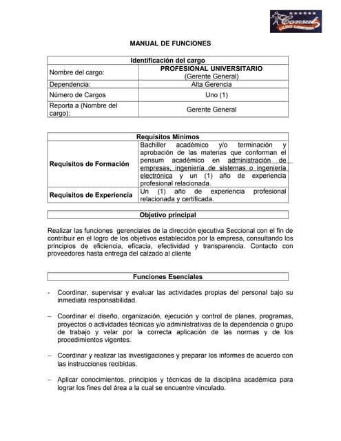 Manual de funciones   calzado consul abg