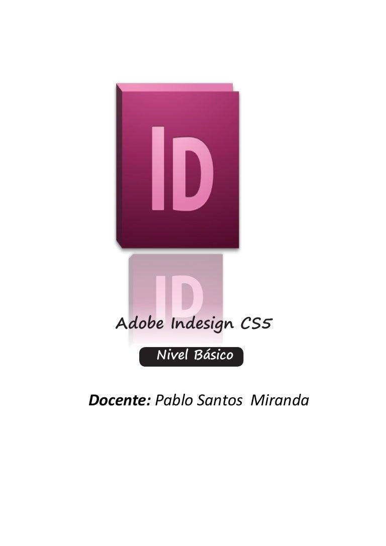 Manual de indesing cs5