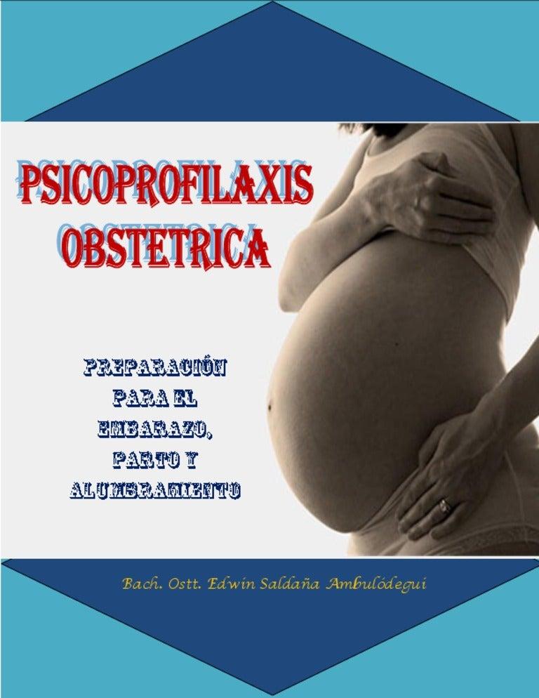 Manual De Psicoprofilaxis Obstetrica