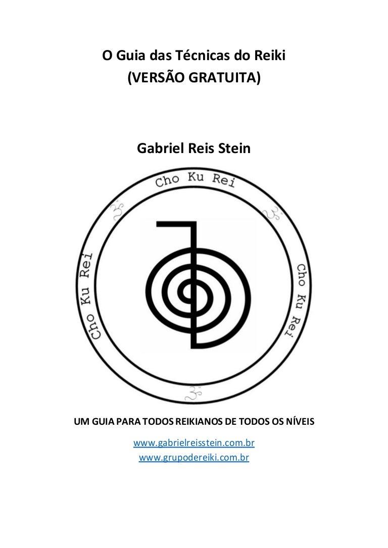 Manual de Reiki PDF Com 55 Técnicas Passo a Passo [Gratuito]