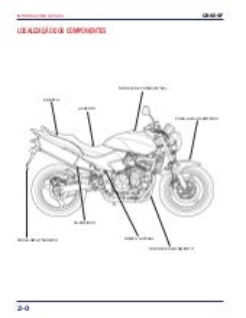 Honda cbr600 f evolution of the engine