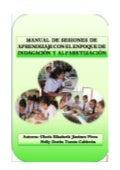 Manual de sesiones de aprendizaje con el enfoque de indagación
