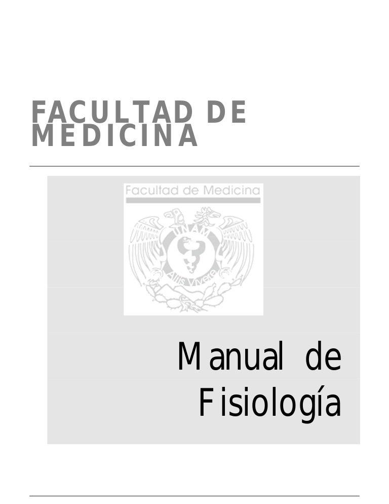 Manual fisiologia Medica
