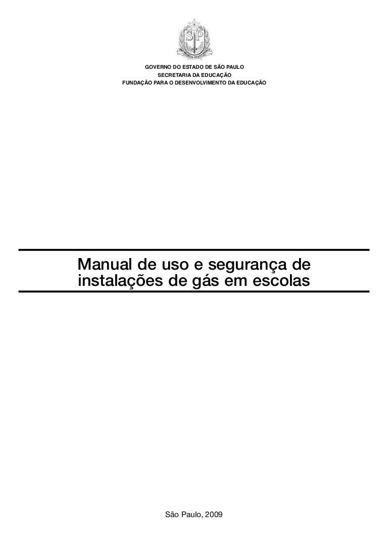 Manual Gas