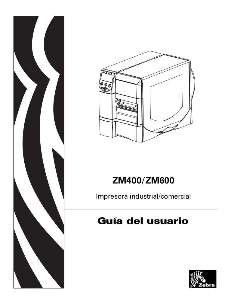 Manual operaciones zm400 y zm600