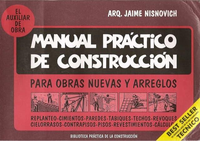 Manual practico de construccion jn