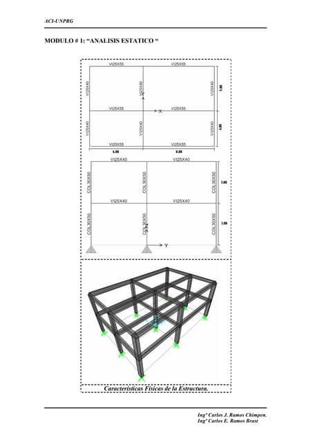 Tutorial perhitungan struktur dengan sap 2000 v
