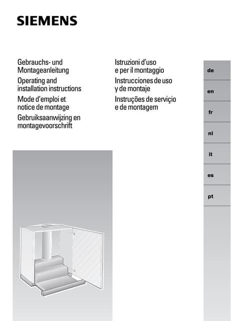 Zanussi hotte extracteur vent graisse /& filtres à charbon saturation indicato
