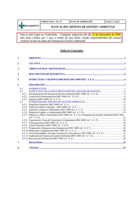 Manual Sistema Gesti%C3%B3n Ambiental 21 Dic04