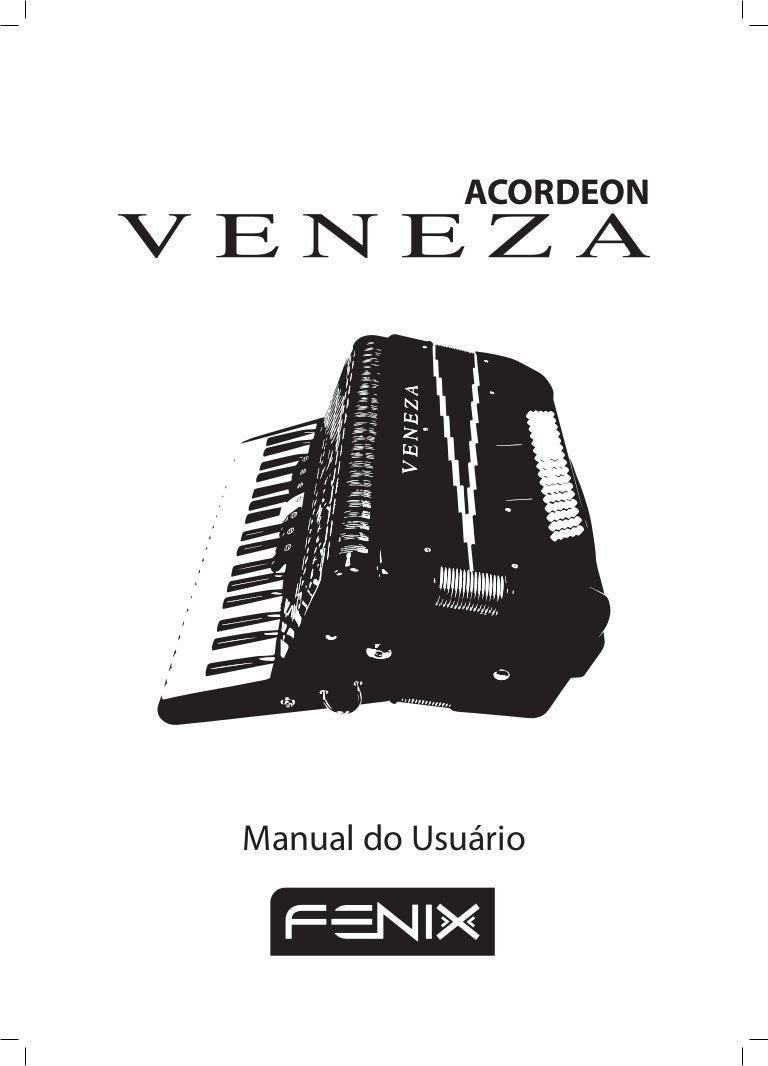 MANUAL ACORDEON VENEZA
