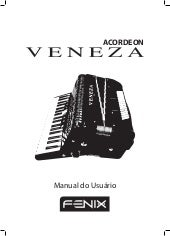 Manual do acordeon Veneza (PORTUGUÊS)