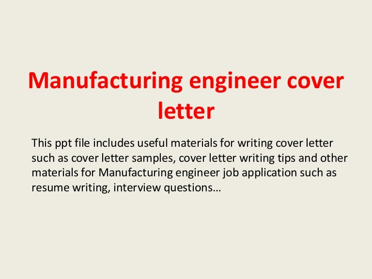 Manufacturingengineercoverletter 140228021446 Phpapp01 Thumbnail 4cb1393553716