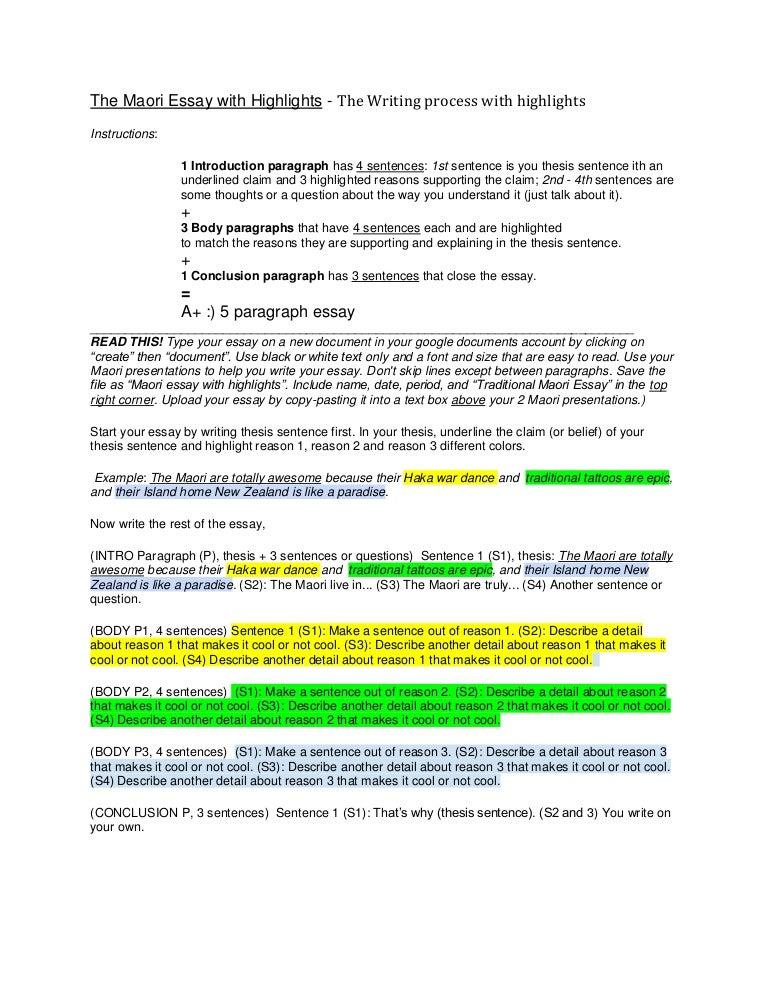 closing paragraph essay example