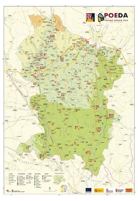 Mapa Poeda 2006