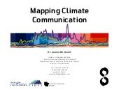 Mapping Climate Communication - A Practice Reflection on the Climate Timeline and the Network of Actors #COCE2015