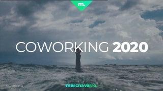 Marc navarro - coworking 2020