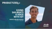 Giving Sailboats A Voice With IOT