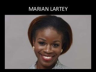 Marian Lartey