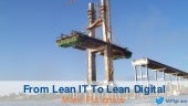 From Lean IT to Lean Digital, Marie-Pia Ignace